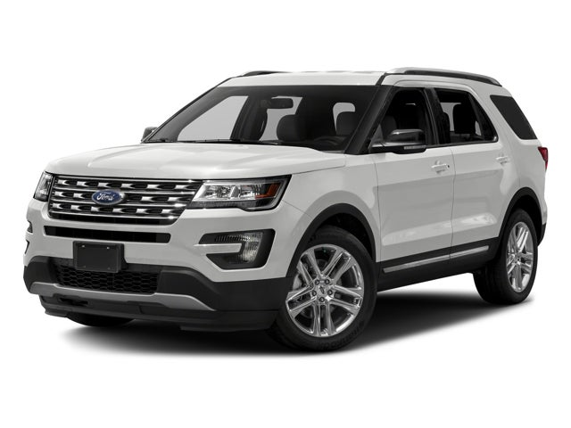 2017 Ford Explorer Xlt In Ashland Or Medford Or Ford Explorer