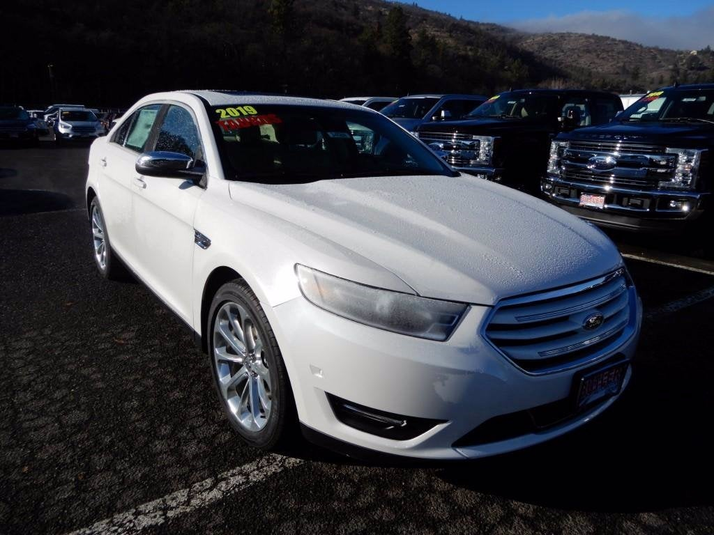 2019 ford taurus limited in ashland or butler ford