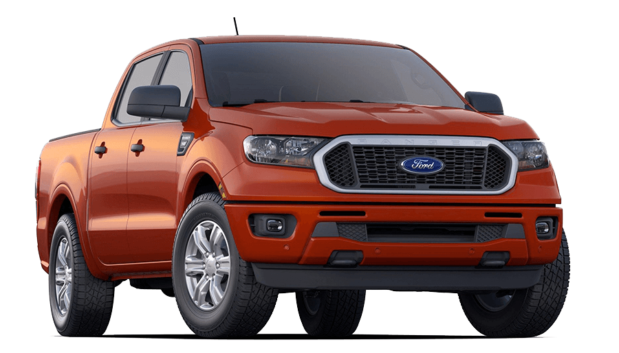 New Ford Ranger In Southern Oregon