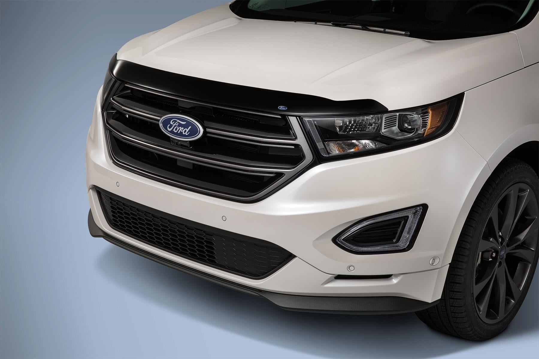 Ford edge hood deflector smoked